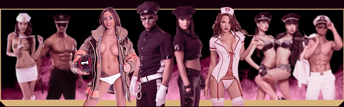 Striptérky a striptéři